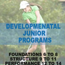 JUNIOR GOLF AT PALM VALLEY IN GOODYEAR